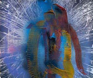 abstract art, contemporary art, and avant-garde art image