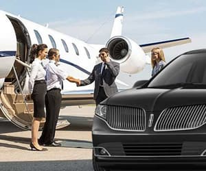 party bus chicago, chicago limousine service, and limo service near me image