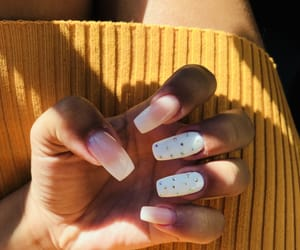 beautiful, nails, and sexy image