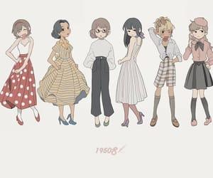 osomatsu san and osomatsu girls image