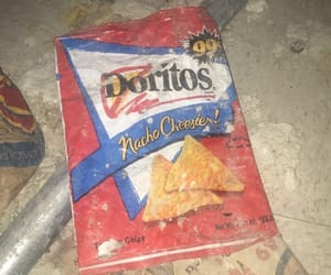 abandoned, chips, and run down image