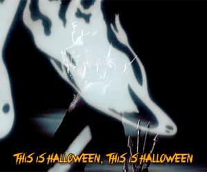 fantasmas, gif, and Halloween image