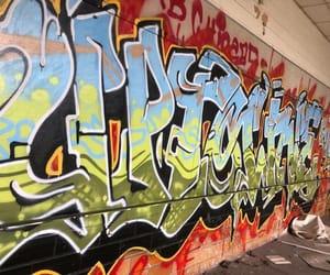 abandoned, art, and urban exploring image