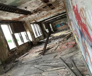 abandoned, adventures, and ghost town image