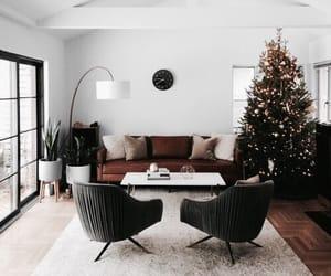 home, christmas, and house image
