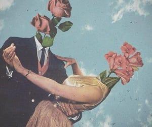 rose, wallpaper, and art image