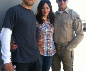 Charlie Hunnam, soa, and sons of anarchy image