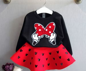 baby, disney, and dress image