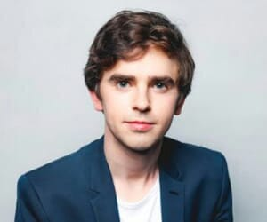 freddie highmore, cute, and good doctor image