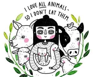 activist, love, and antiespecismo image