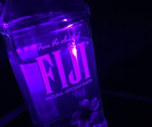 purple, fiji, and aesthetic image