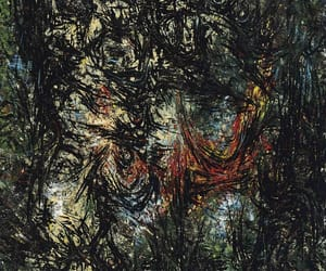 abstract art, czech abstract painter, and iaroslav serpan image
