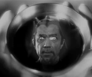 Bela Lugosi and white zombie image