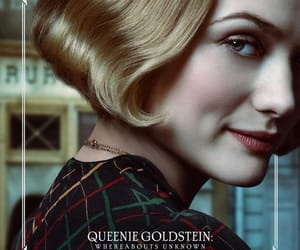 fantastic beasts, harry potter, and queenie goldstein image