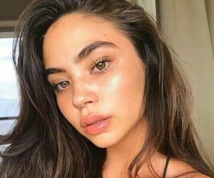 beautiful, makeup, and natural image