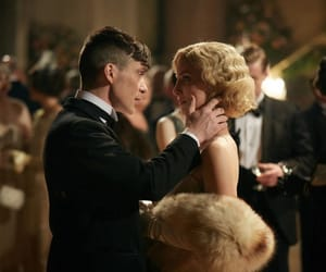 peaky blinders, cillian murphy, and tommy image