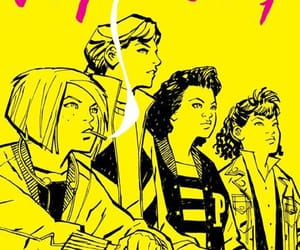 comic books and paper girls image