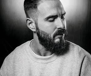 beard, Hot, and hot man image