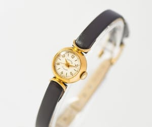 etsy, very small watch, and minimalist watch her image
