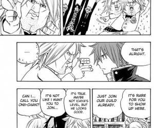 fairy tail, manga, and hiro mashima image