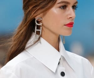 model, chanel, and fashion image