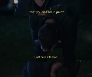 drunk, lonely, and pain image