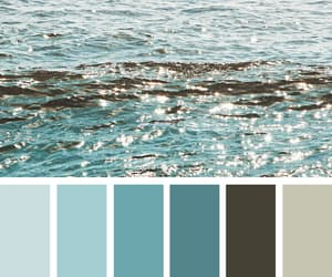 aesthetics, beach, and color image