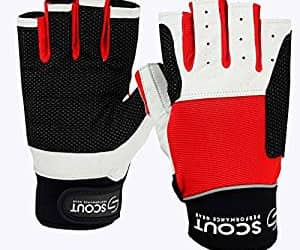 amazon prime, sailing gloves, and scout performance gear image