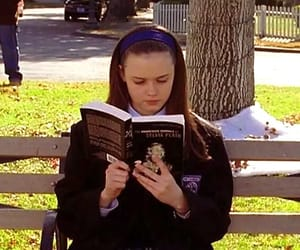 alexis bledel, gilmore girls, and the unabridged journals image