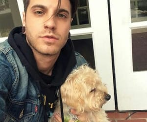 dog, man, and ice nine kills image