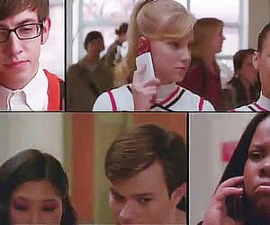 glee, kurt hummel, and artie abrams image