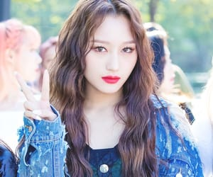 dream catcher, kpop, and lee siyeon image