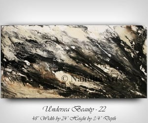Abstract Painting, artwork, and modern art image