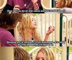 grasshopper, mary-kate olsen, and weeds image