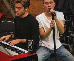 boys, benjamin ingrosso, and music image