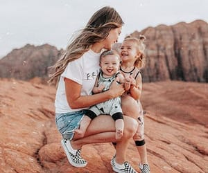 baby girl, family, and goals image
