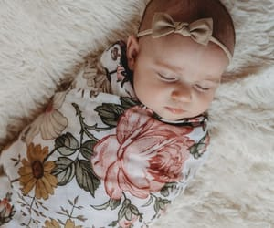 baby girl, child, and goals image