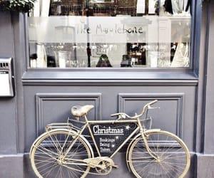 bike, bicycle, and christmas image