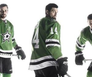 Dallas, hockey, and green image