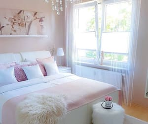 beauty, bedroom, and design image