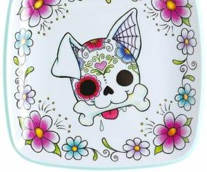 puppies, skulls, and sugar skull image