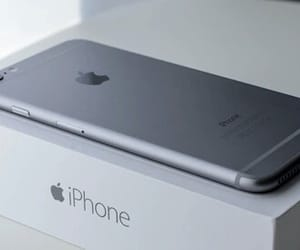apple, classy, and gray image