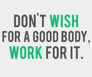 Work for it today, you will thank yourself later💪