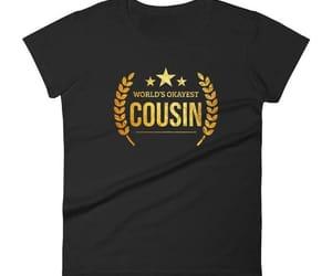 etsy, cousintshirt, and bigcousin image