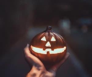Halloween, wallpaper, and autumn image