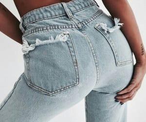 ass, fashion, and girl image