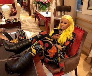 Versace and nicki minaj image