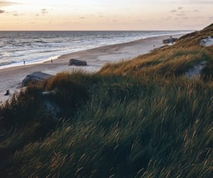 dunes, landscape, and travel blog image