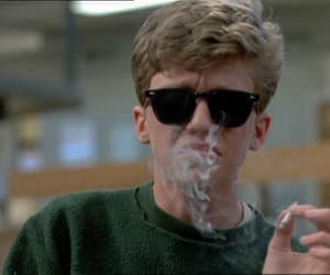 The Breakfast Club, smoke, and boy image
