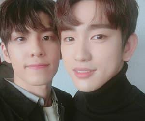 junior, kpop, and jinyoung image